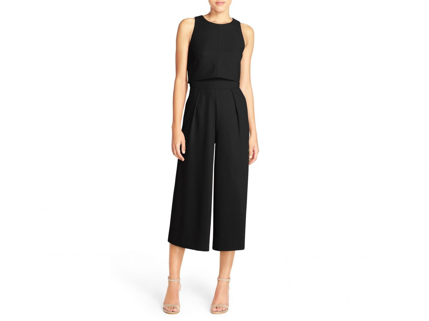 Chelsea28 popover cropped jumpsuit Best Jumpsuits for summer