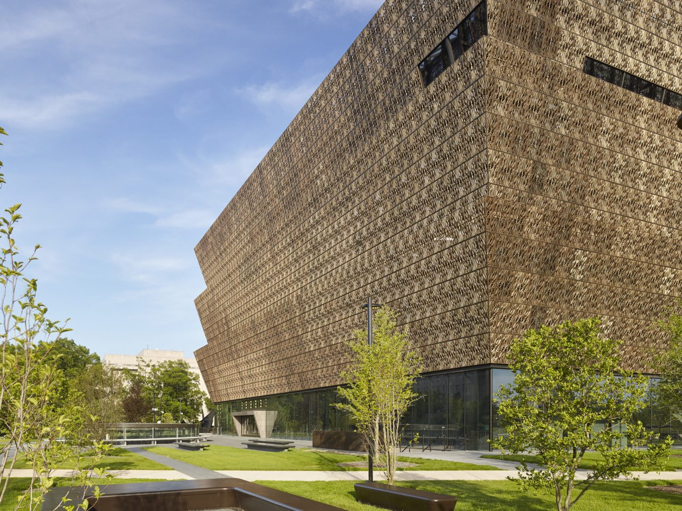 Where to go in July, National Museum of African American History and Culture (Alan Karchmer)National Museum of African American History and Culture, Washington DC, District of Columbia, Washington, D.C.