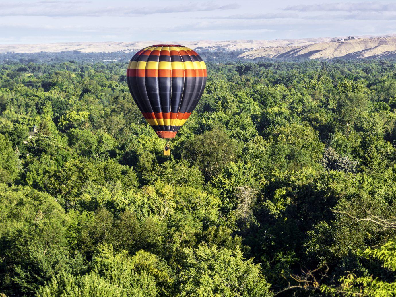 Boise Hot Air Balloons