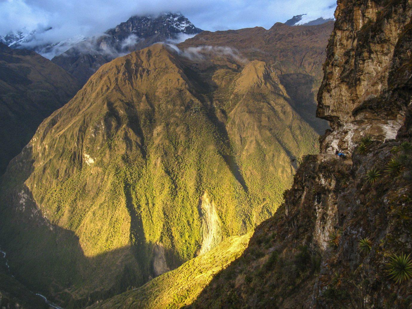 Choquequirao Archaeological Park, Peru