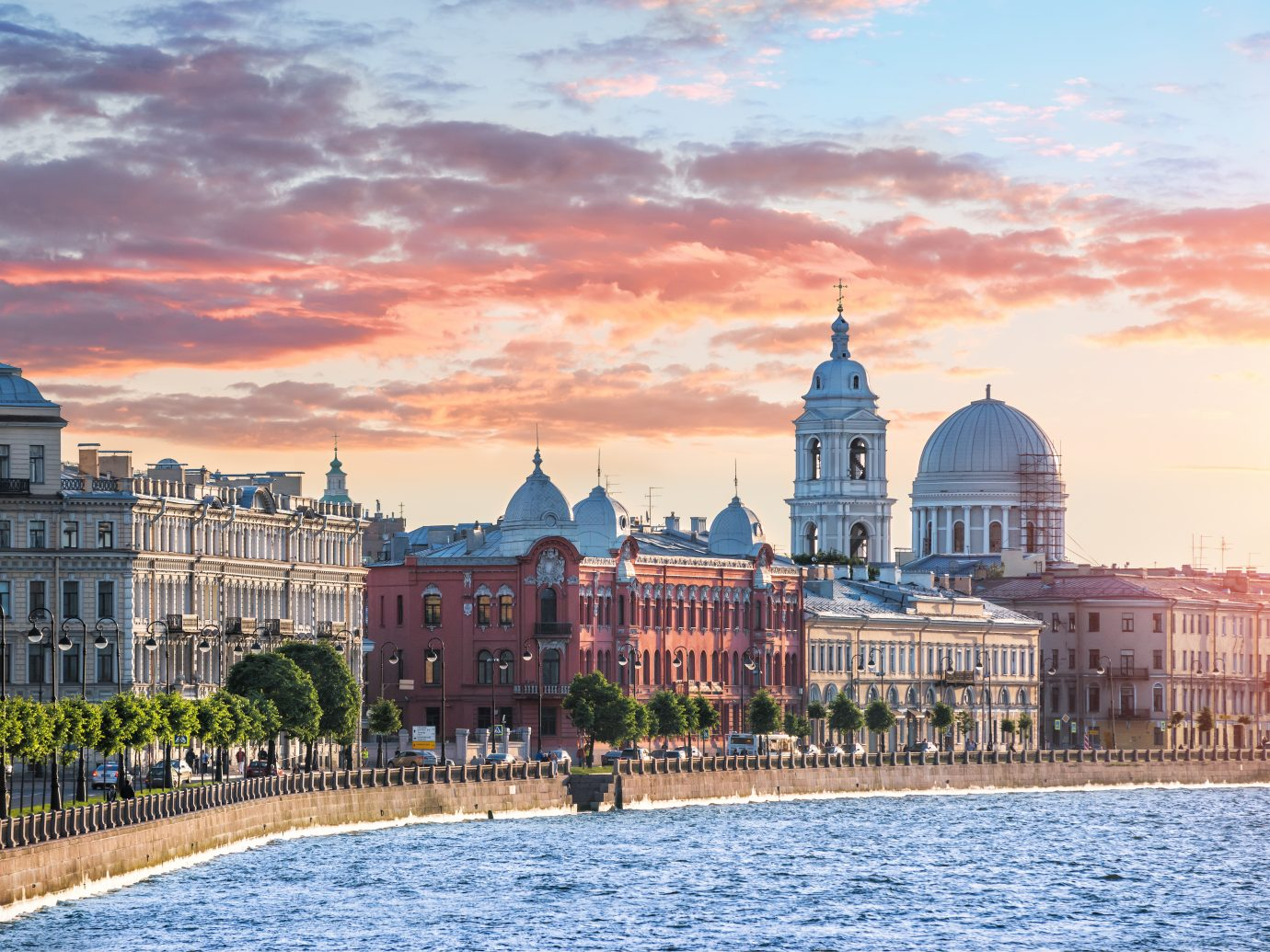 Where to go in July, St. Petersburg