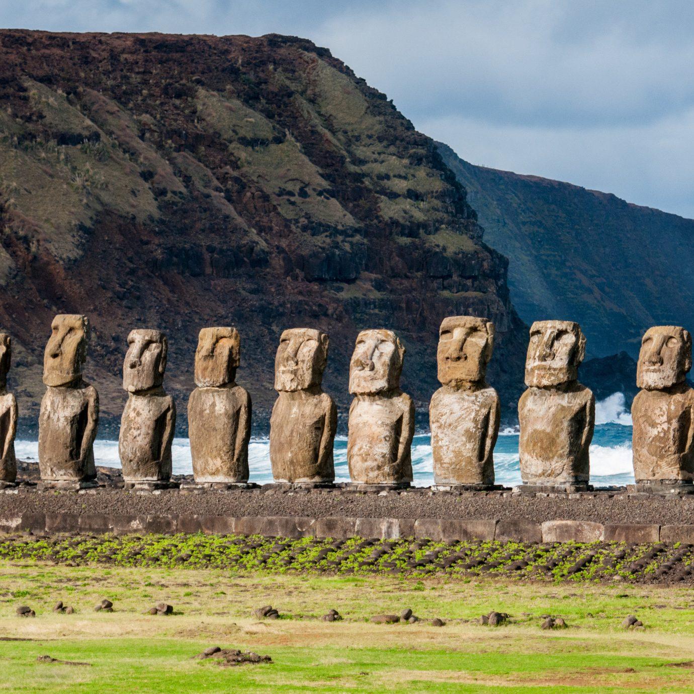 Rapa Nui National Park, Chile
