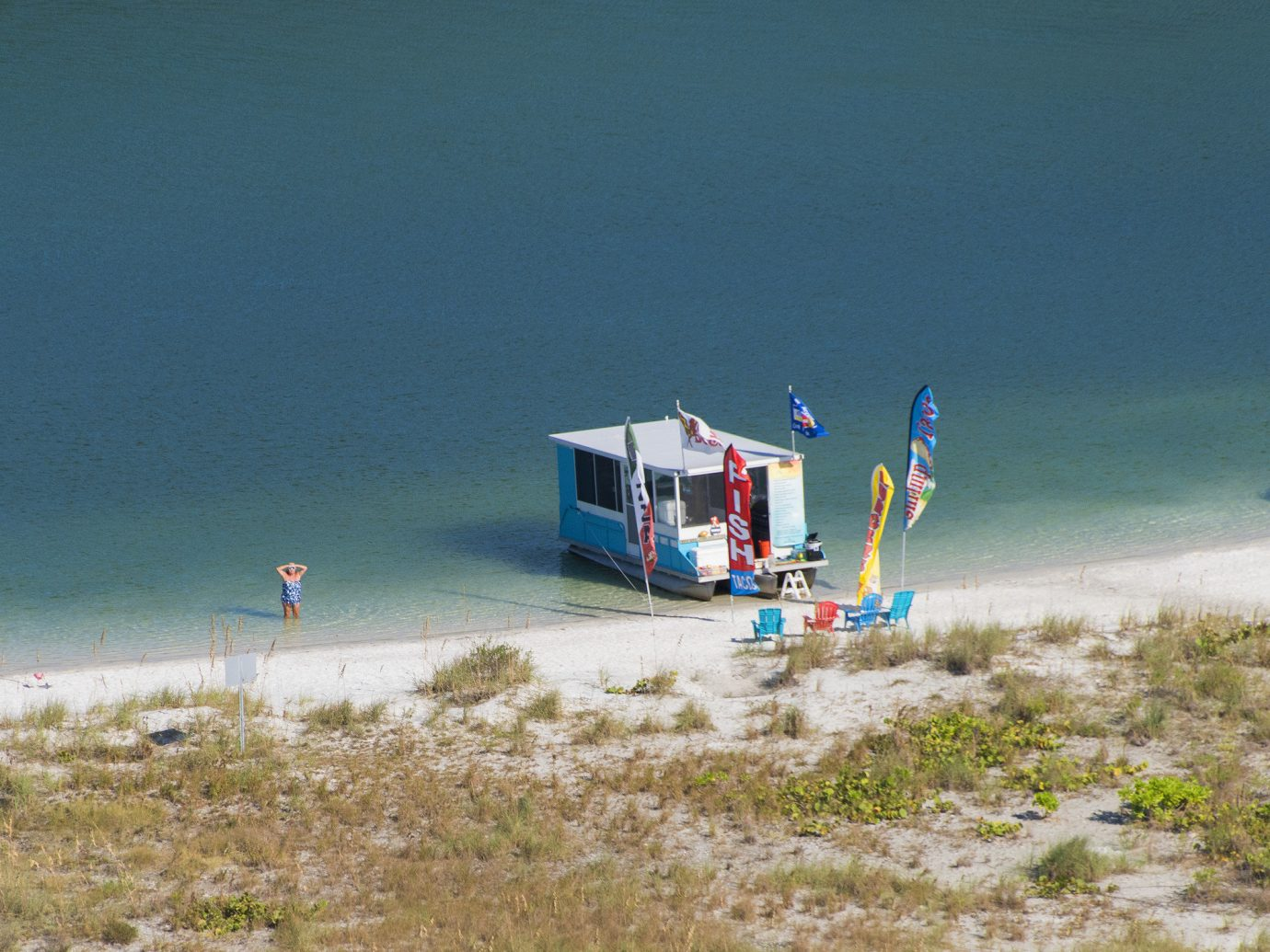 Trip Ideas grass outdoor Beach Sea atmosphere of earth Coast vehicle wind boating Boat shore