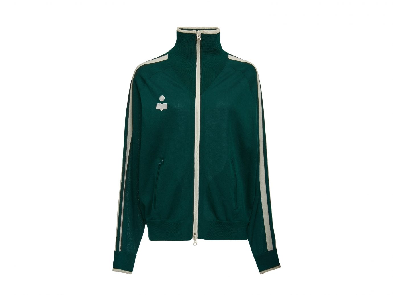 best sweatshirts, Isabel Marant Etoile Darcey Striped Stretch-Jersey Sweatshirt