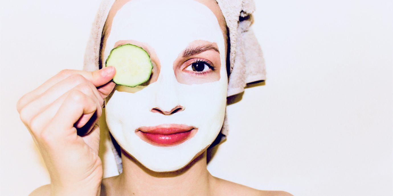 Korean beauty product sheet mask