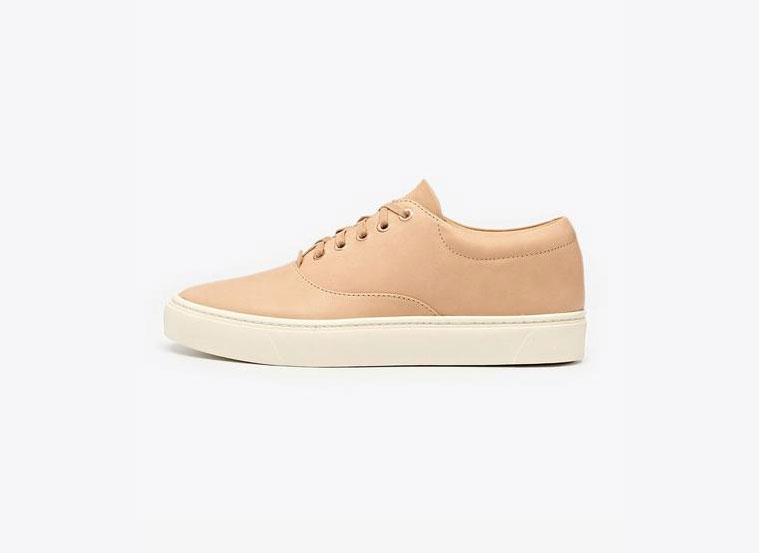 Nisolo Elayna Leather Sneaker