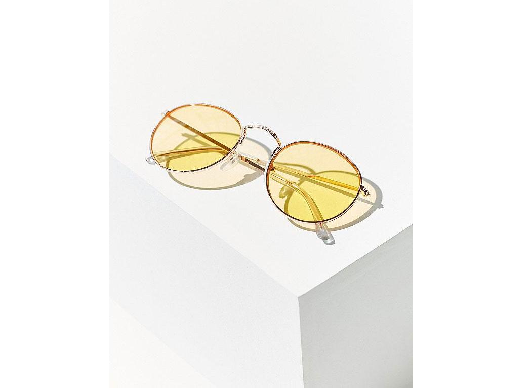 Daydream Metal Round Sunglasses