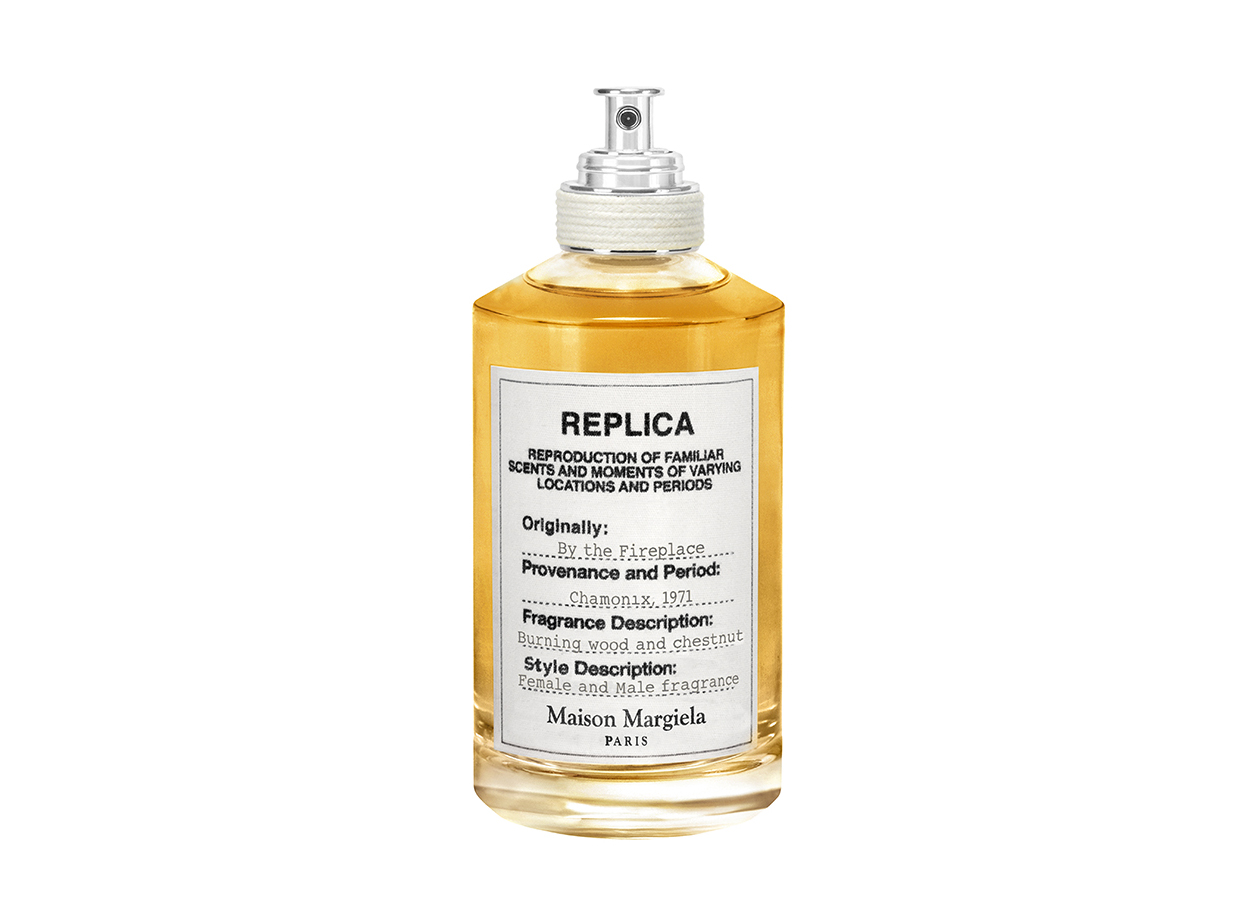 Best Perfumes, Maison Margiela 'Replica' By The Fireplace