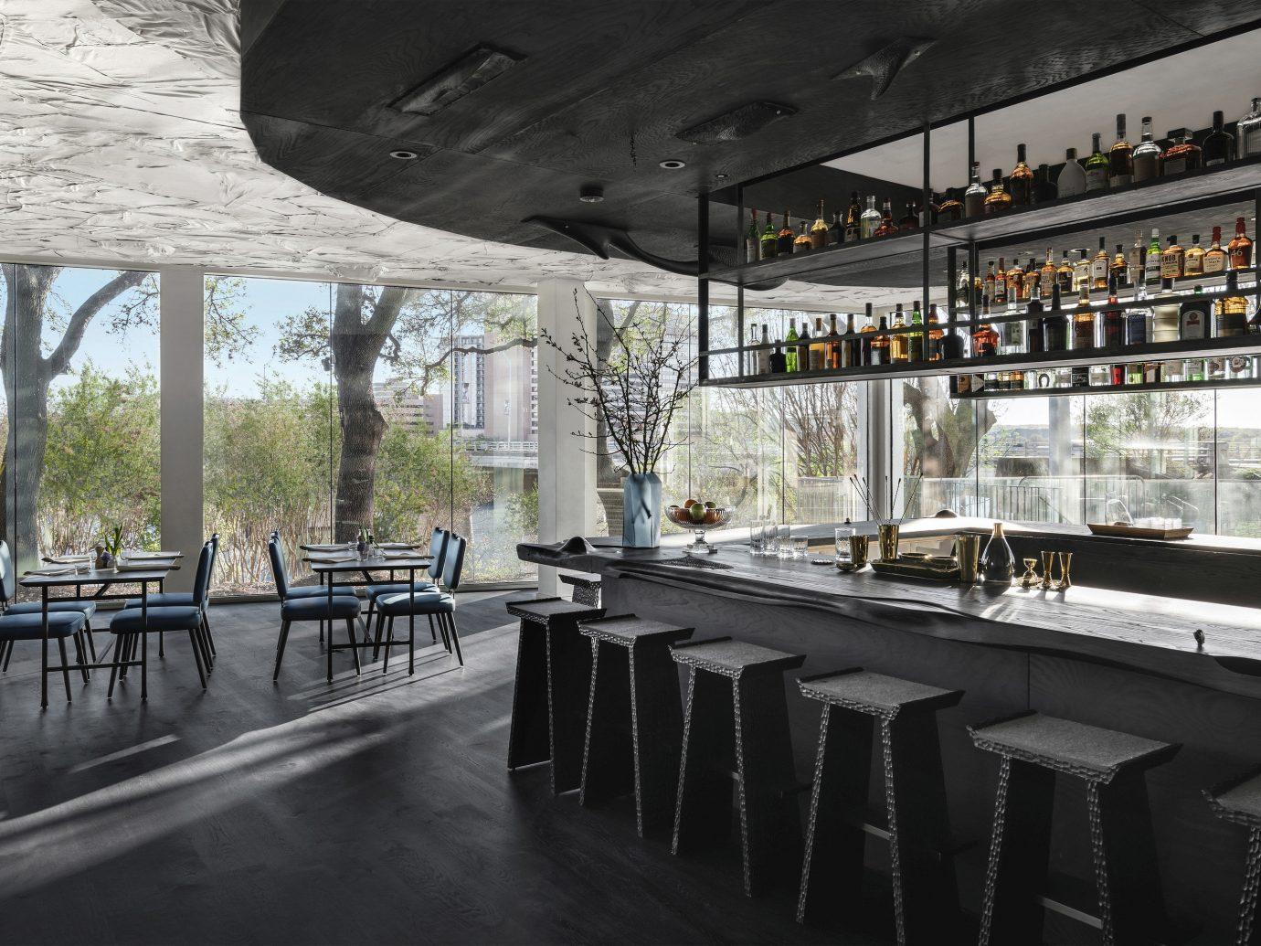 Bar at The LINE Hotel, Austin