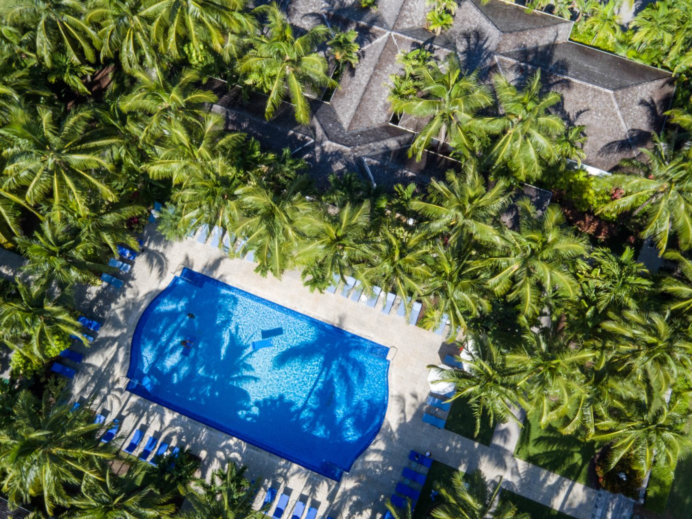 Pool at The Ocean Club, a Four Seasons Resort, Bahamas