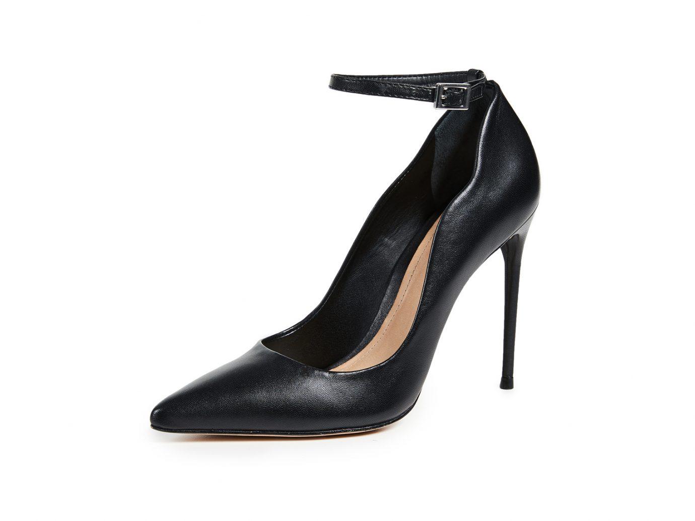 Schutz Thayanara Ankle Strap Pointed Heels