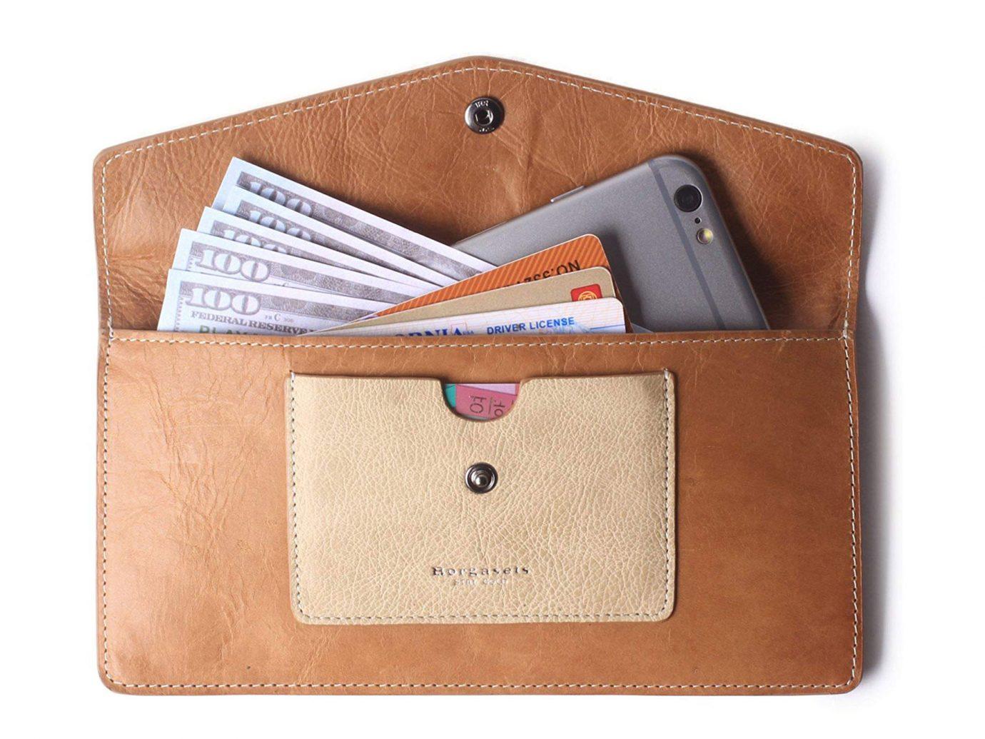 Multipurpose Travel Wallet