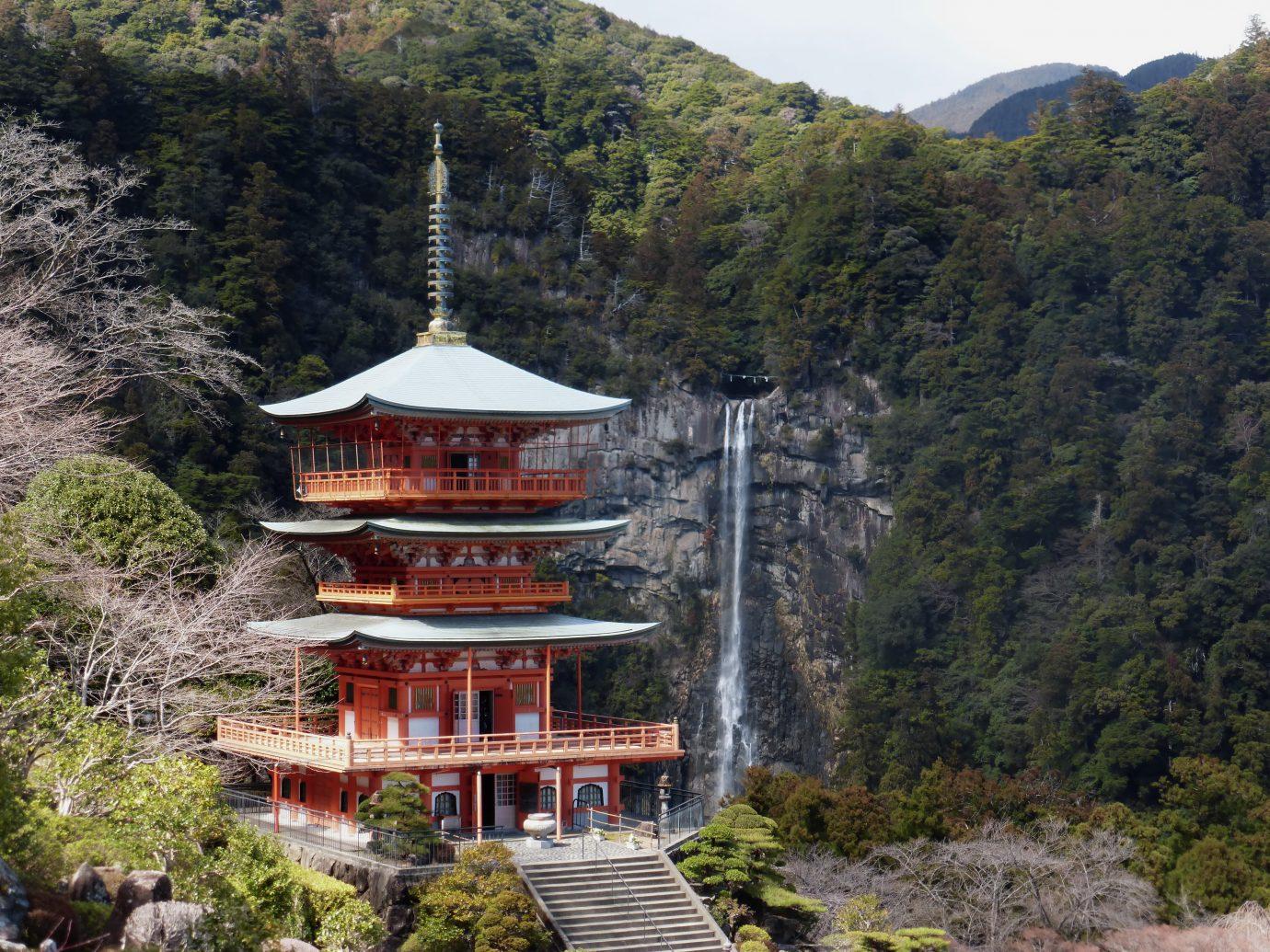 temple, REI Adventures Japan Hiking – Kumano Kodo and Nakasendo