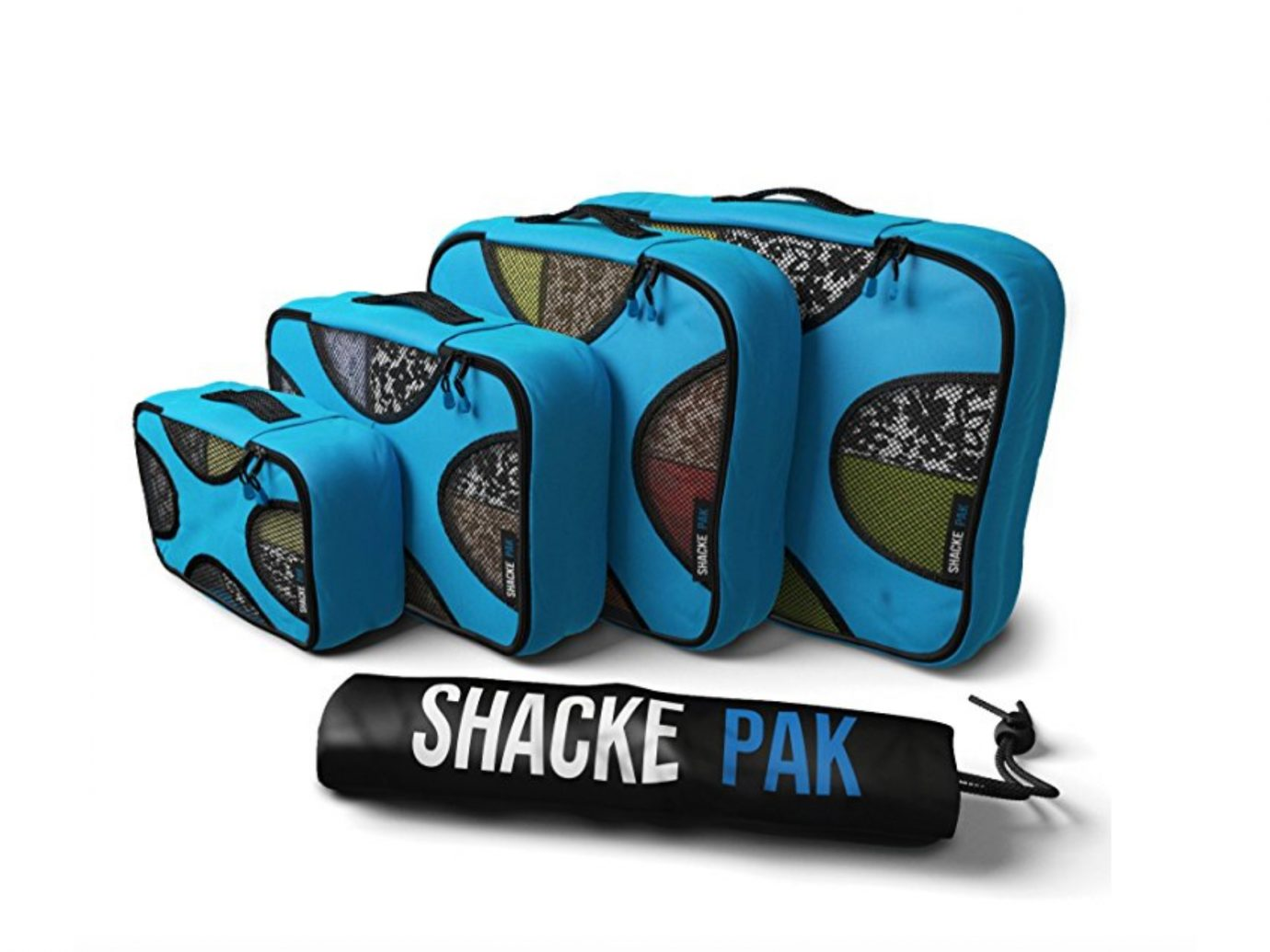 4 pack of packing cubes
