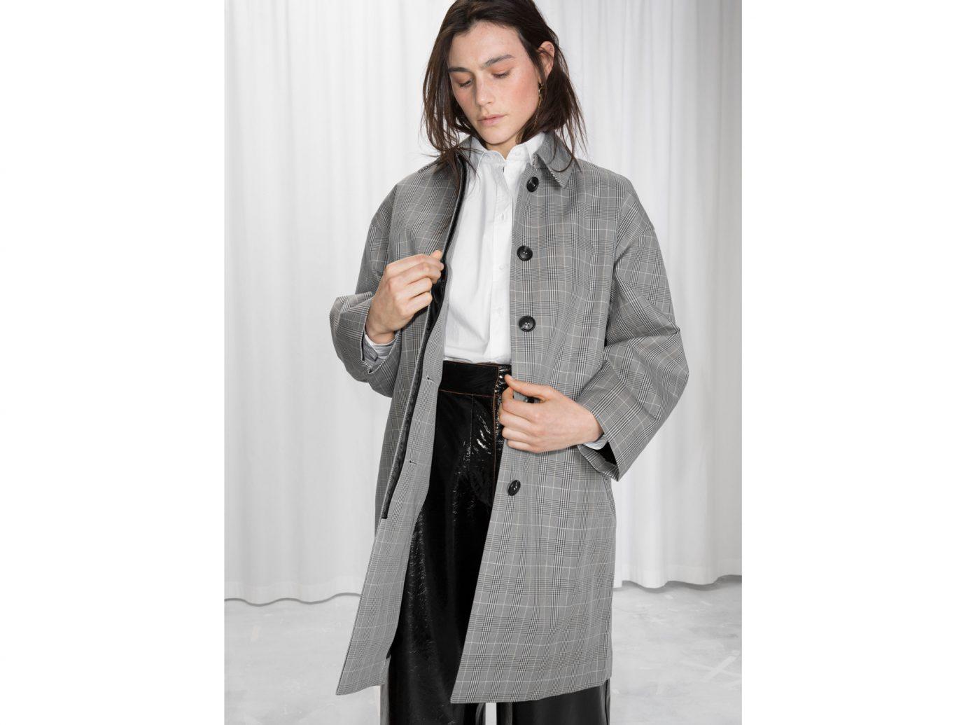plaid jacket for fall