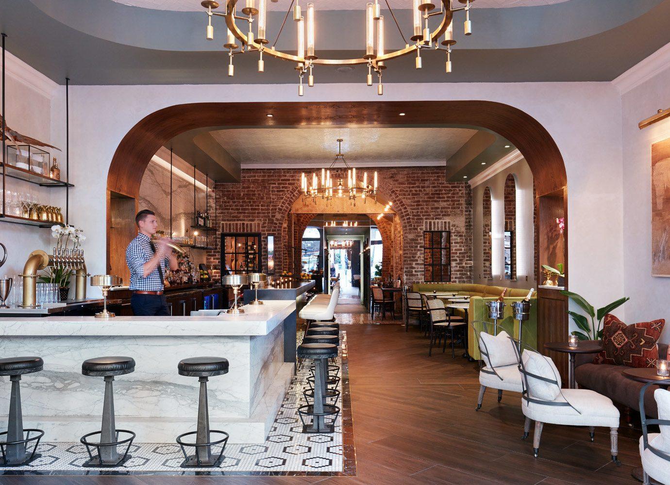 Artillery Bar in Savannah Georgia