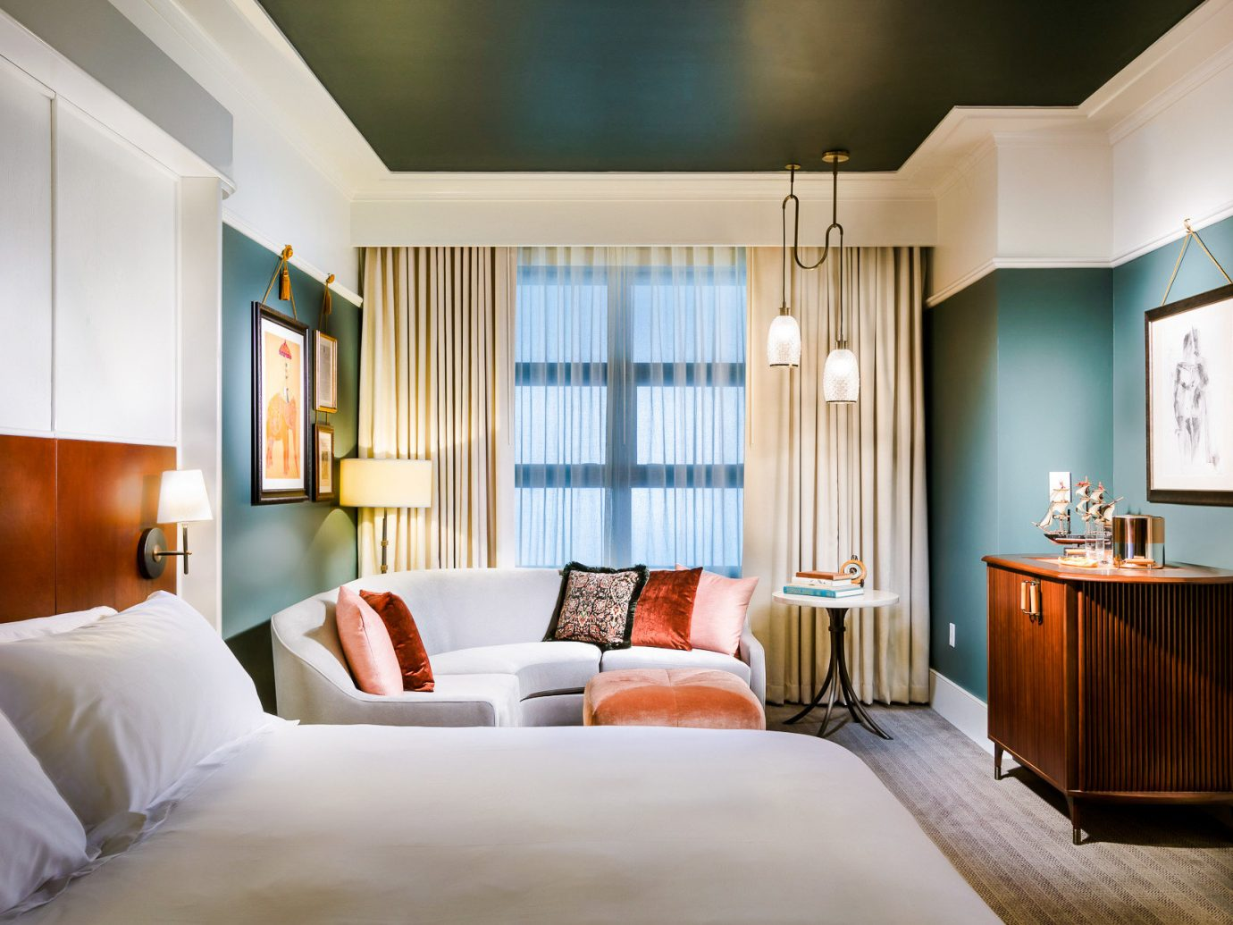 Perry Lane Hotel, Savannah, Georgia