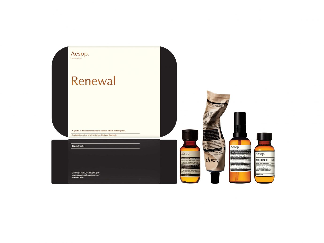 Aesop Renewal Kit