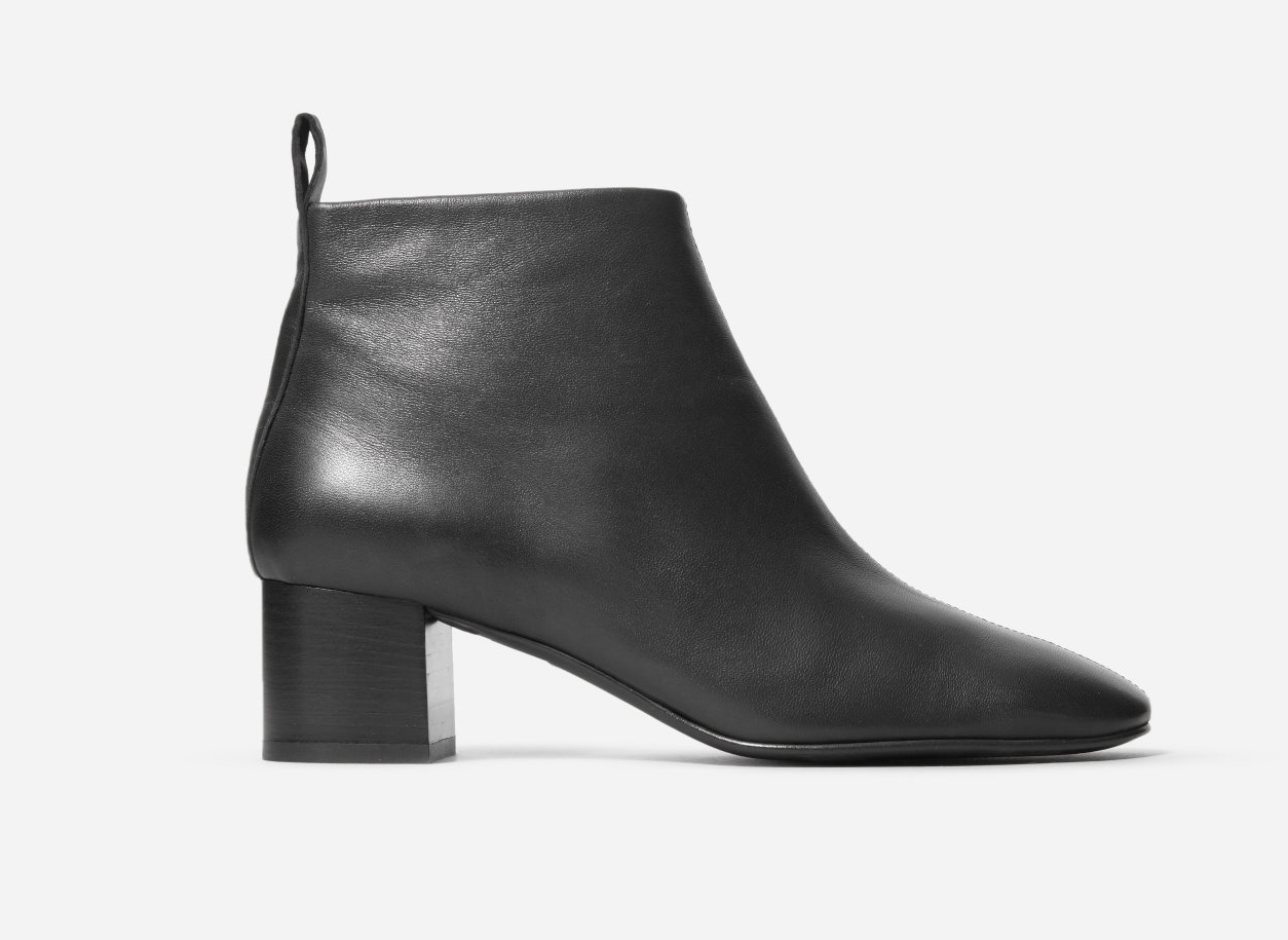 Everlane The Day Boot in Black