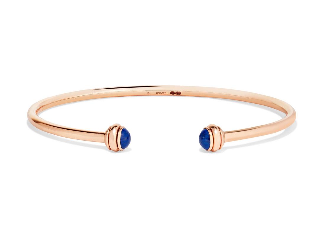 Piaget Possession 18-karat rose gold lapis lazuli cuff