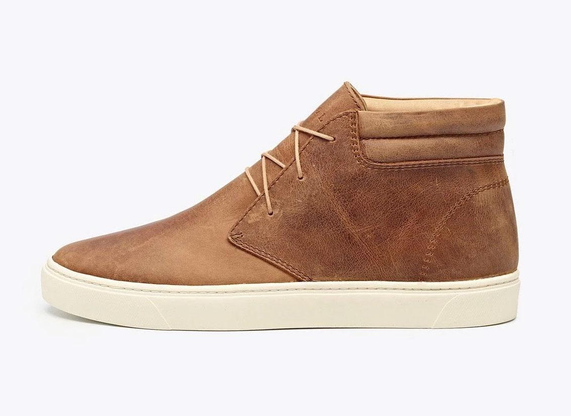 Nisolo Mid Top Sneaker