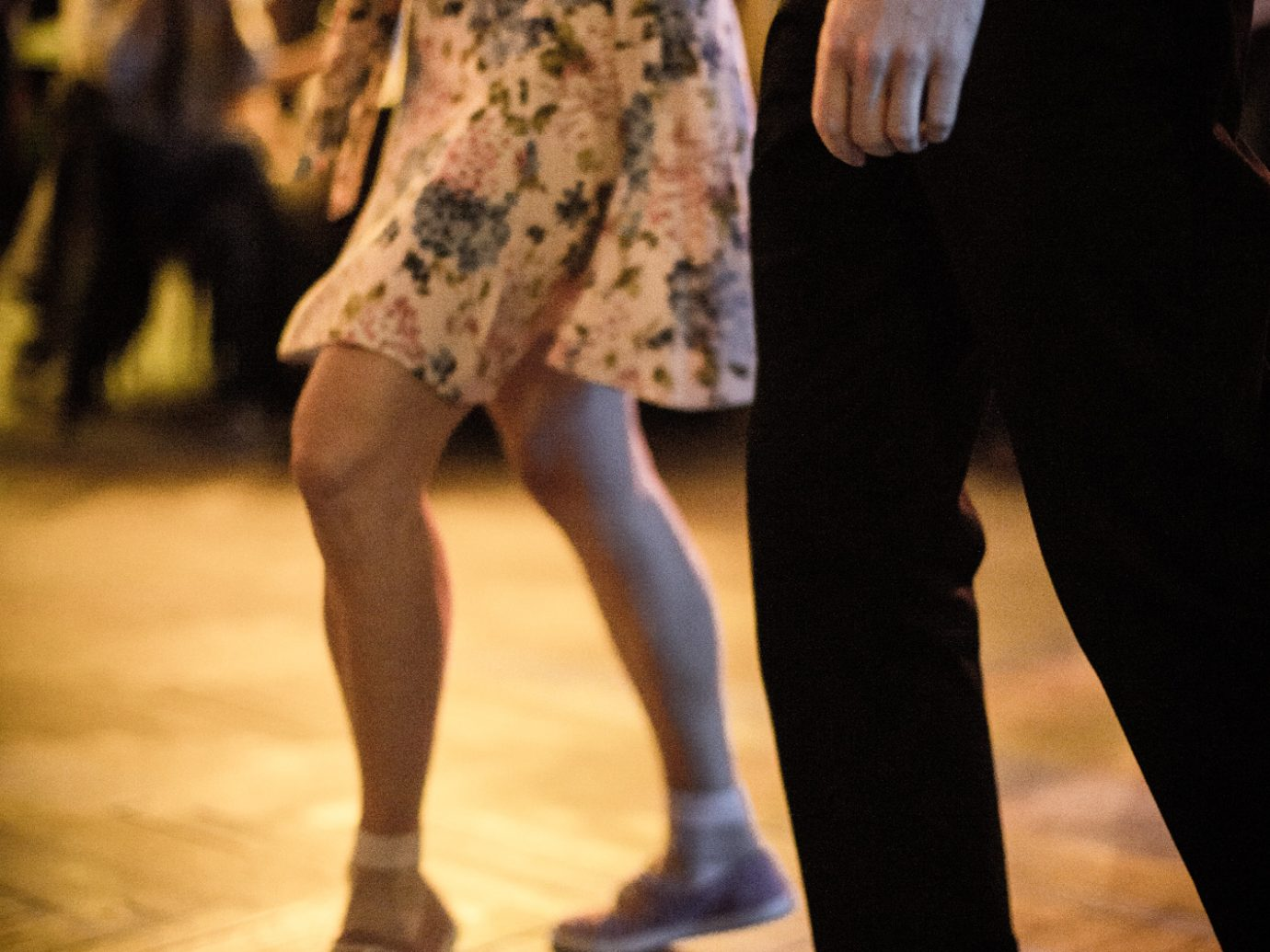 people dancing at Claerchens Ballhaus
