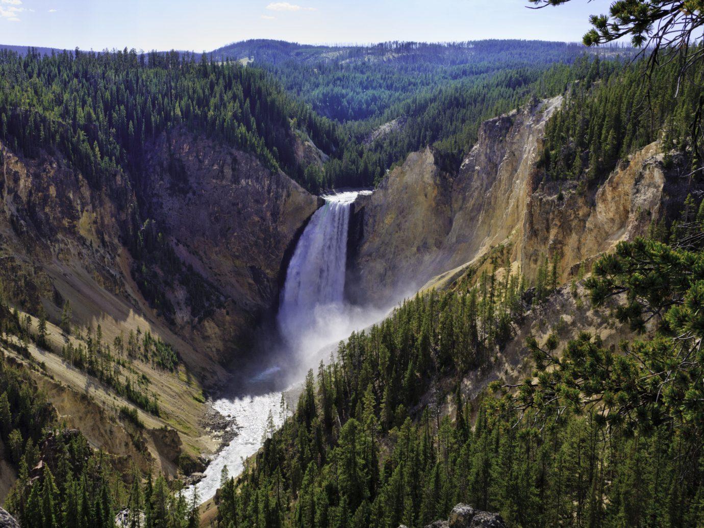 Yellowstone National Park,