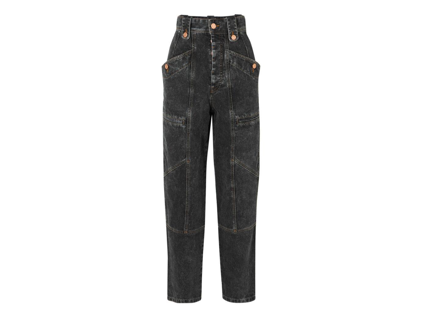 Isabel Marant Étoile Neko High-rise Jeans