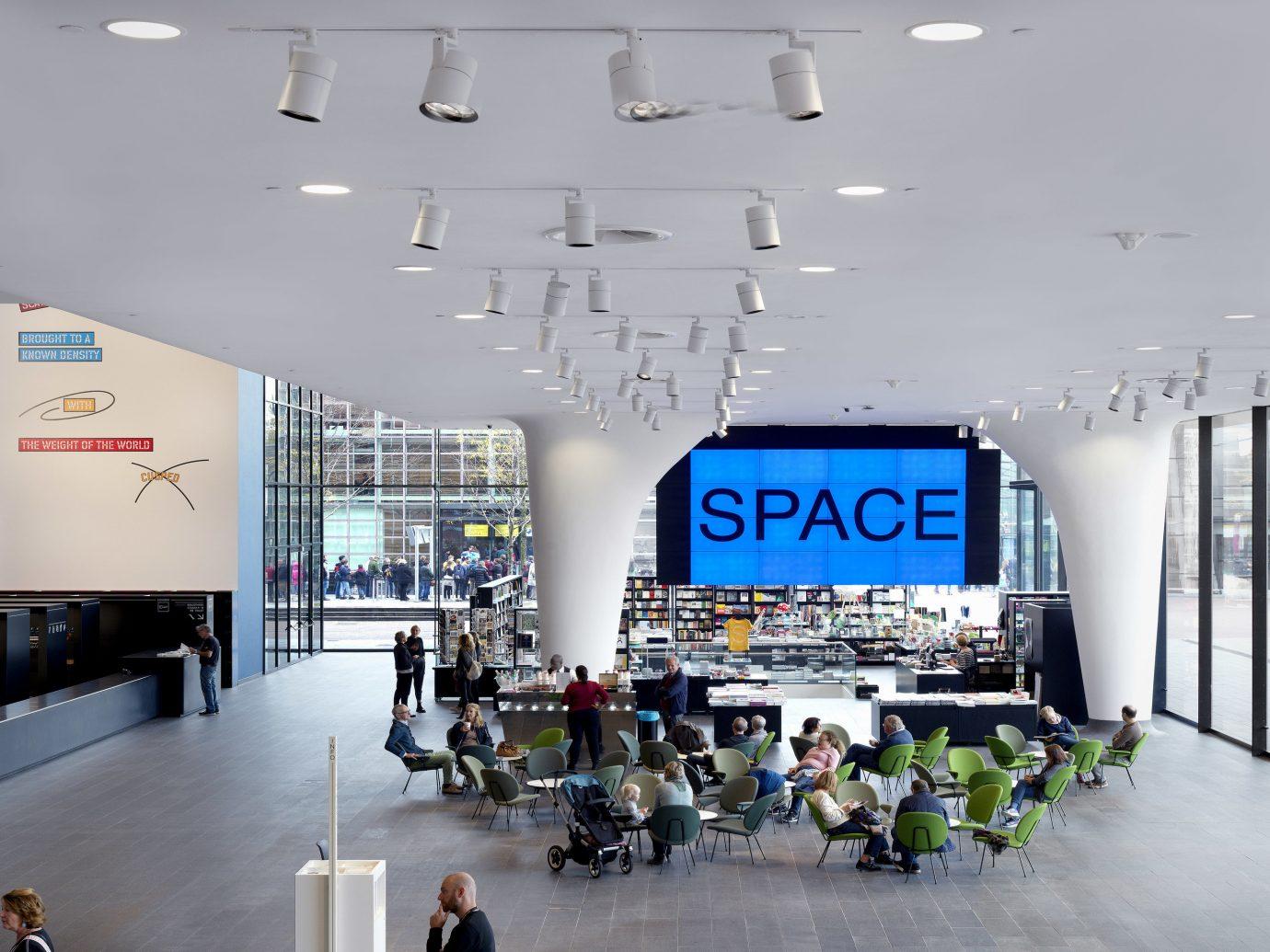 Stedelijk Museum of Modern Art in Amsterdam
