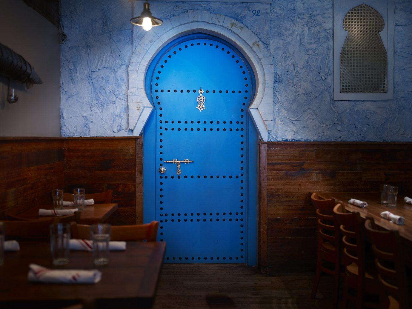 Blue Quarter, New York City