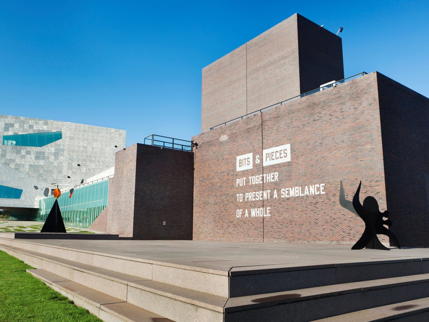Walker Art Center in Minneapolis, MN