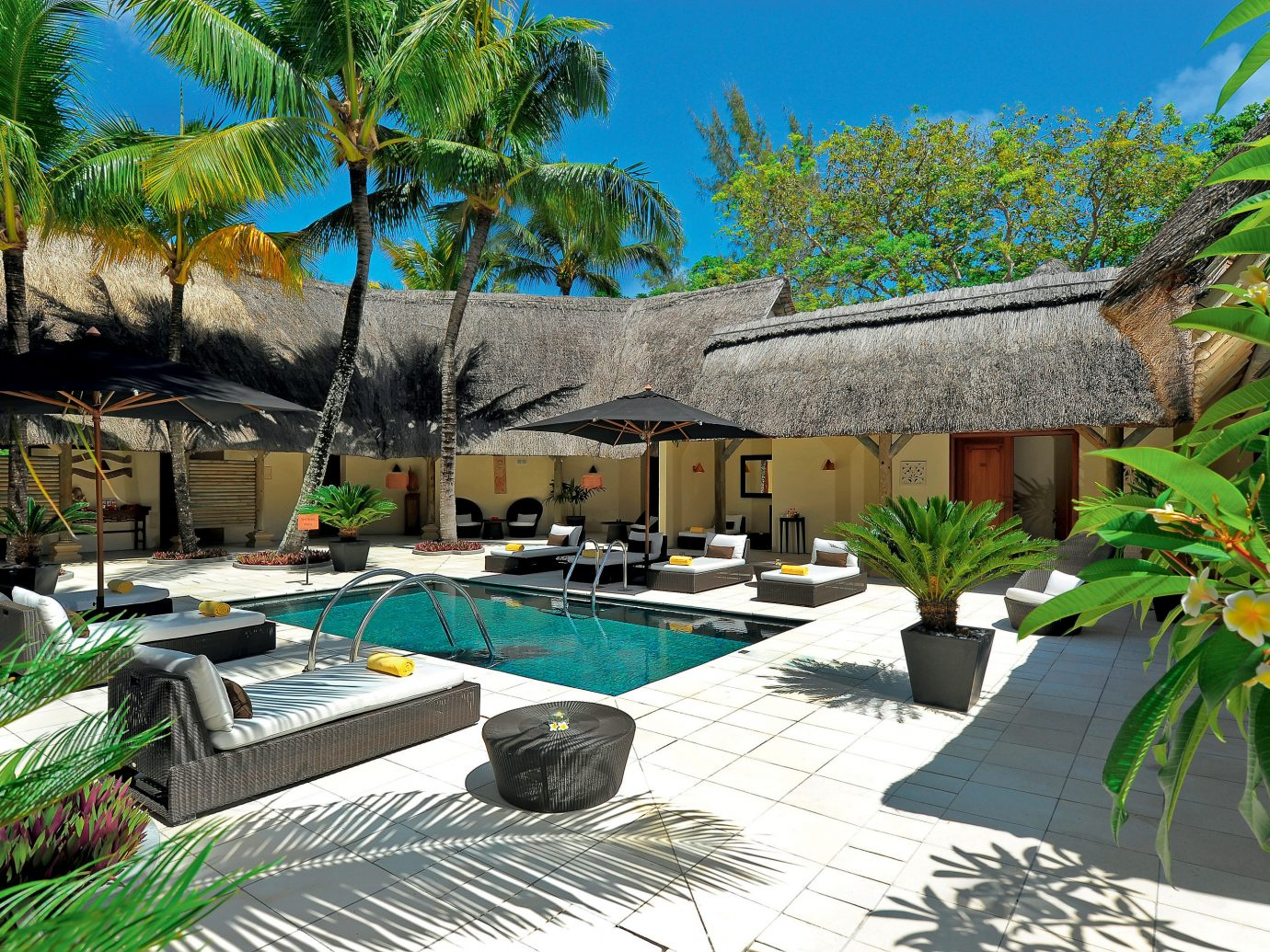 Constance Prince, Mauritius