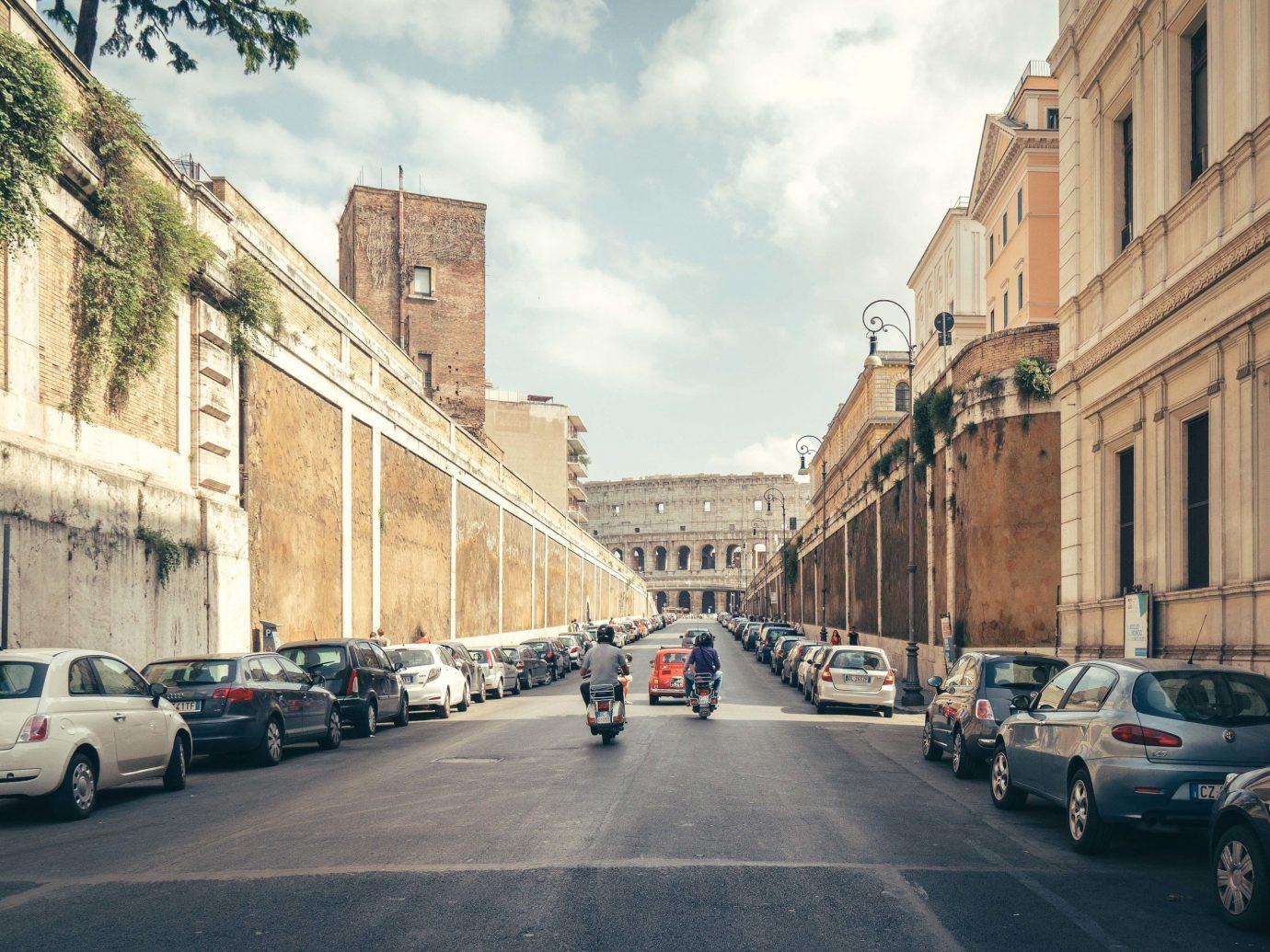 Vespa tours of Rome