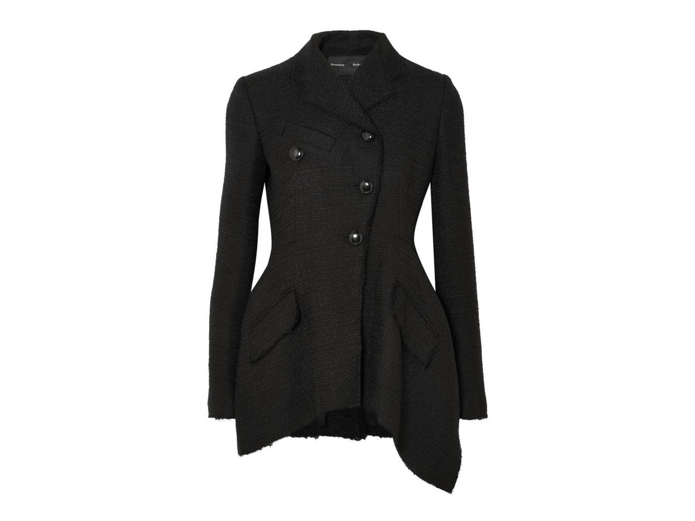 PROENZA SCHOULER Asymmetric tweed blazer