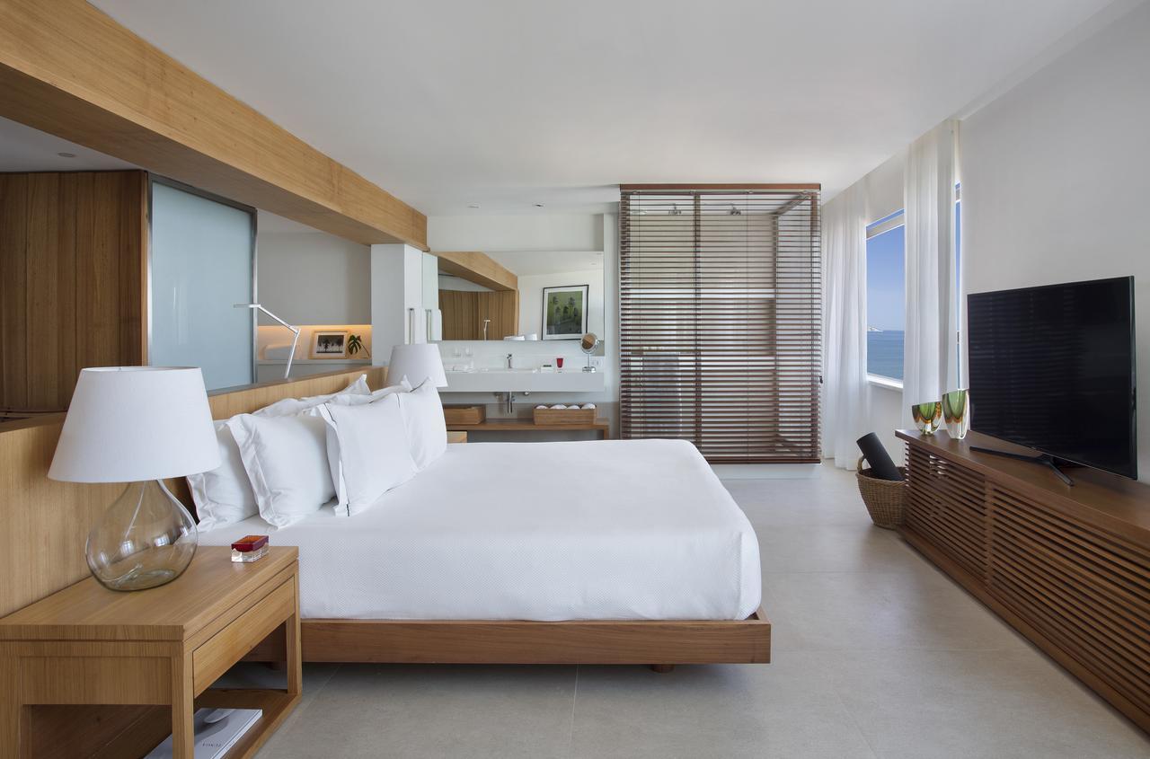 Bedroom at JANEIRO Hotel