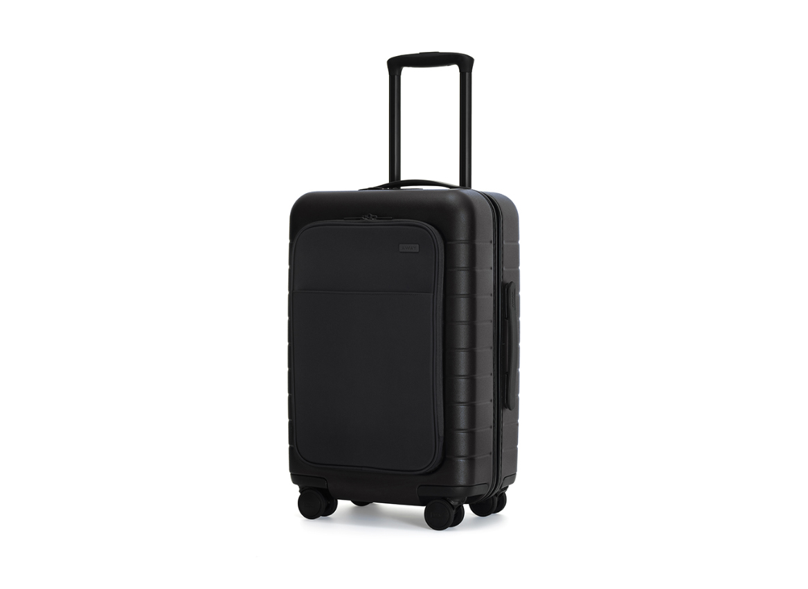 Away Carry-On With Pocket (YES)