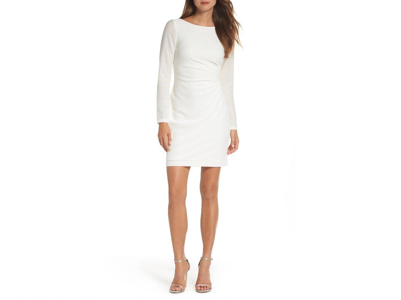 VINCE CAMUTO Sequin Knit Dress
