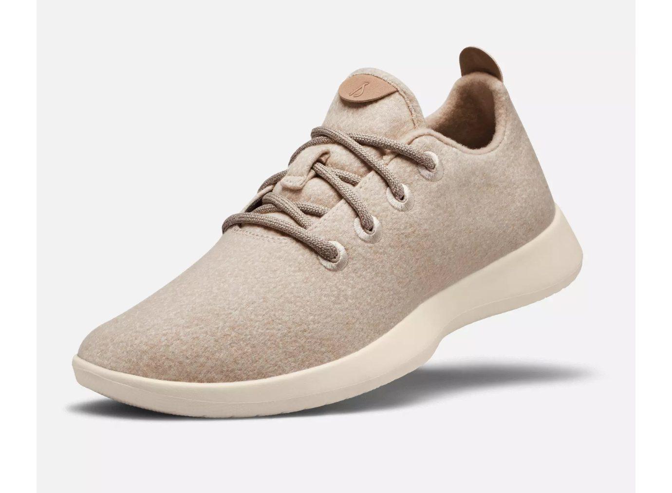 Comfortable travel shoes: Allbirds