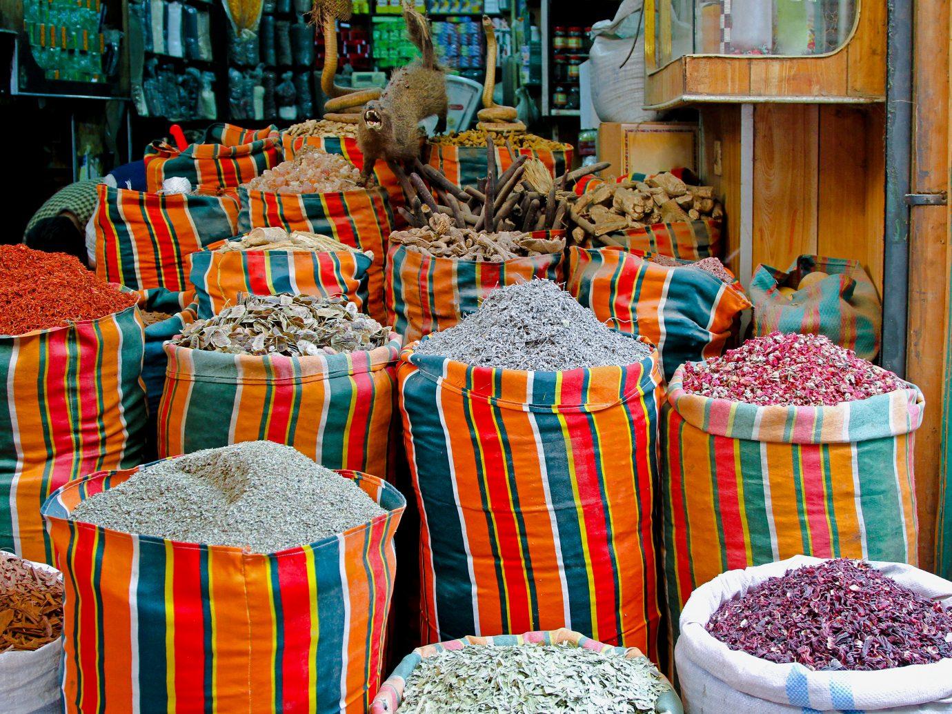 Traditional shop at Khan el Khalili market