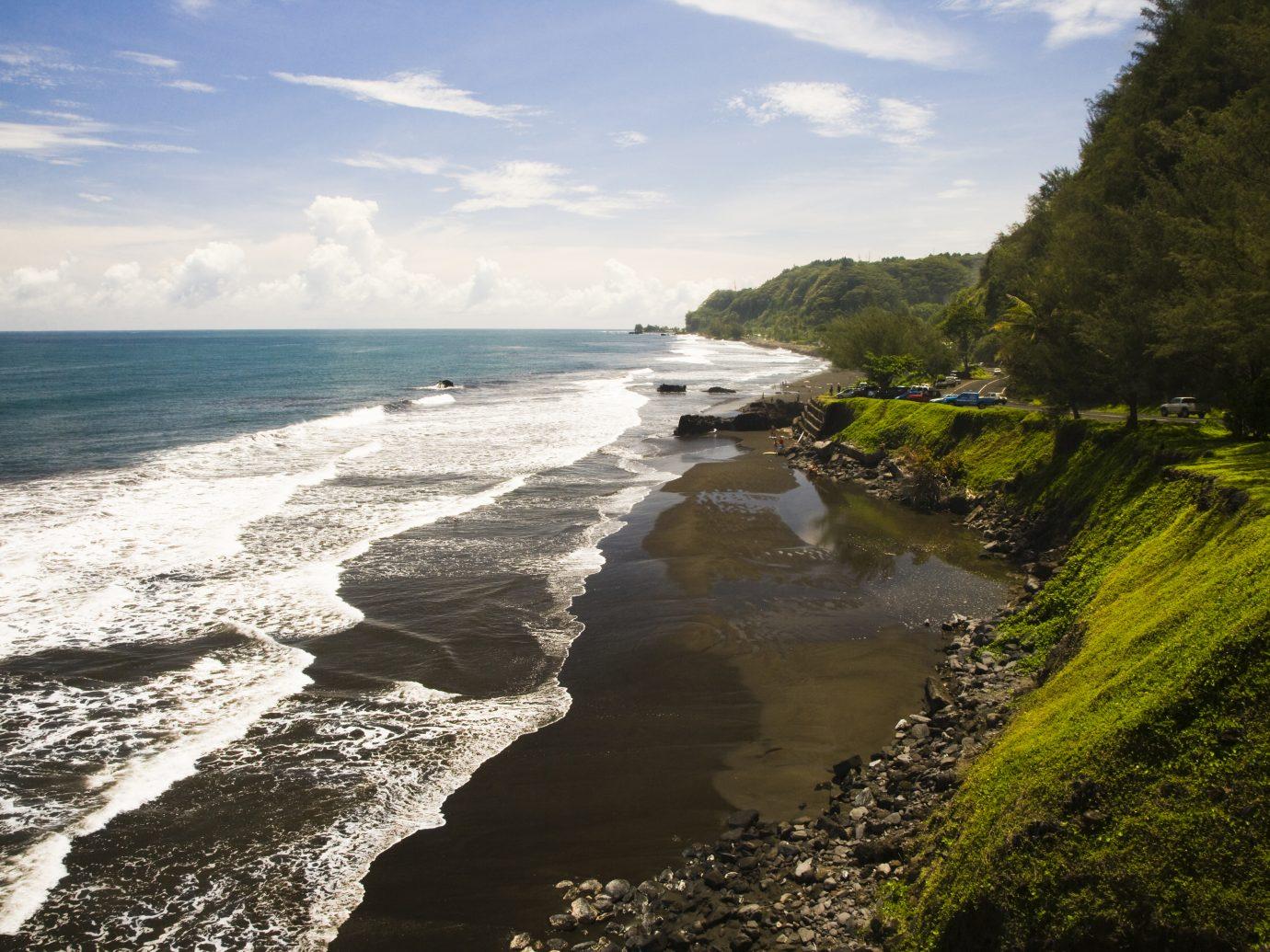 Taharuu Beach, French Polynesia