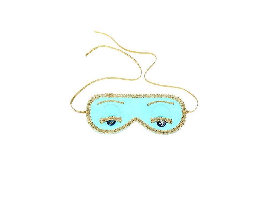 Blue Sleep Mask