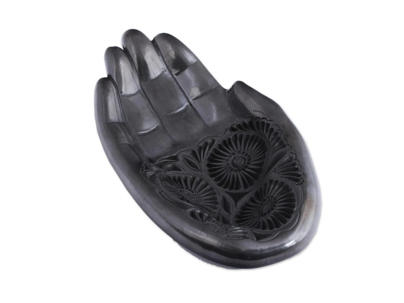 Barro Negro Decorative Hand