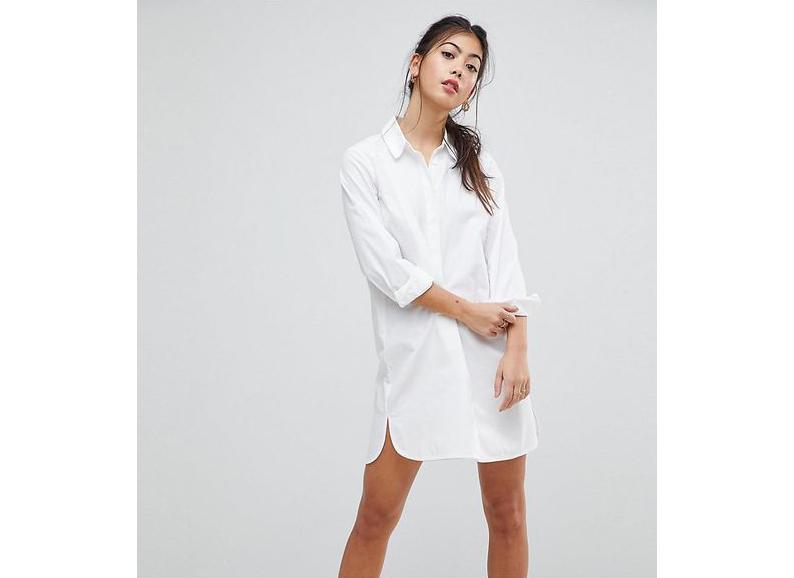 ASOS Oversized white shirt