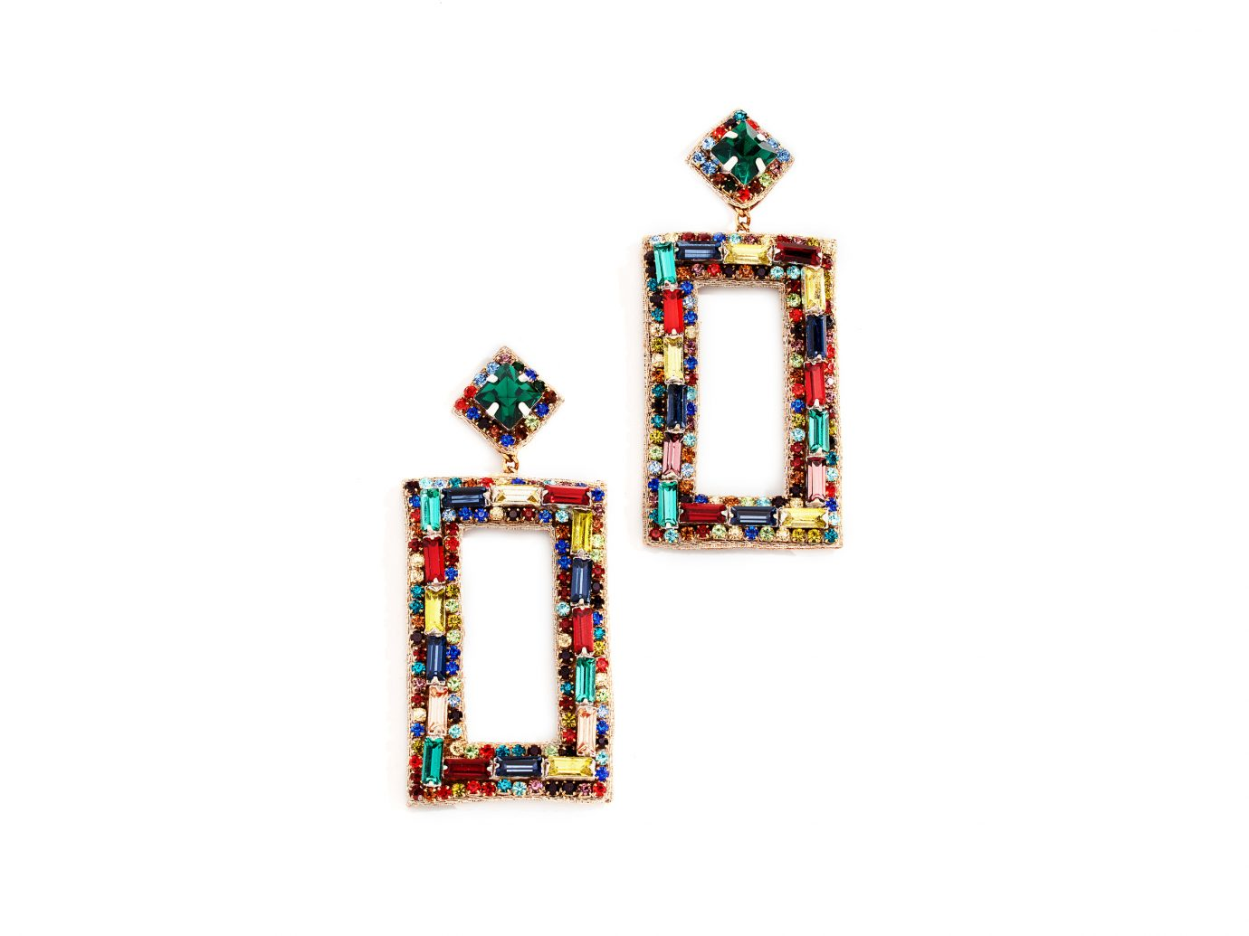 Deepa by Deepa Gurnani Cienna Earrings