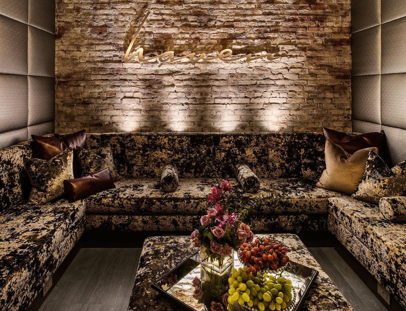 Haven Spa lobby in Soho NYC