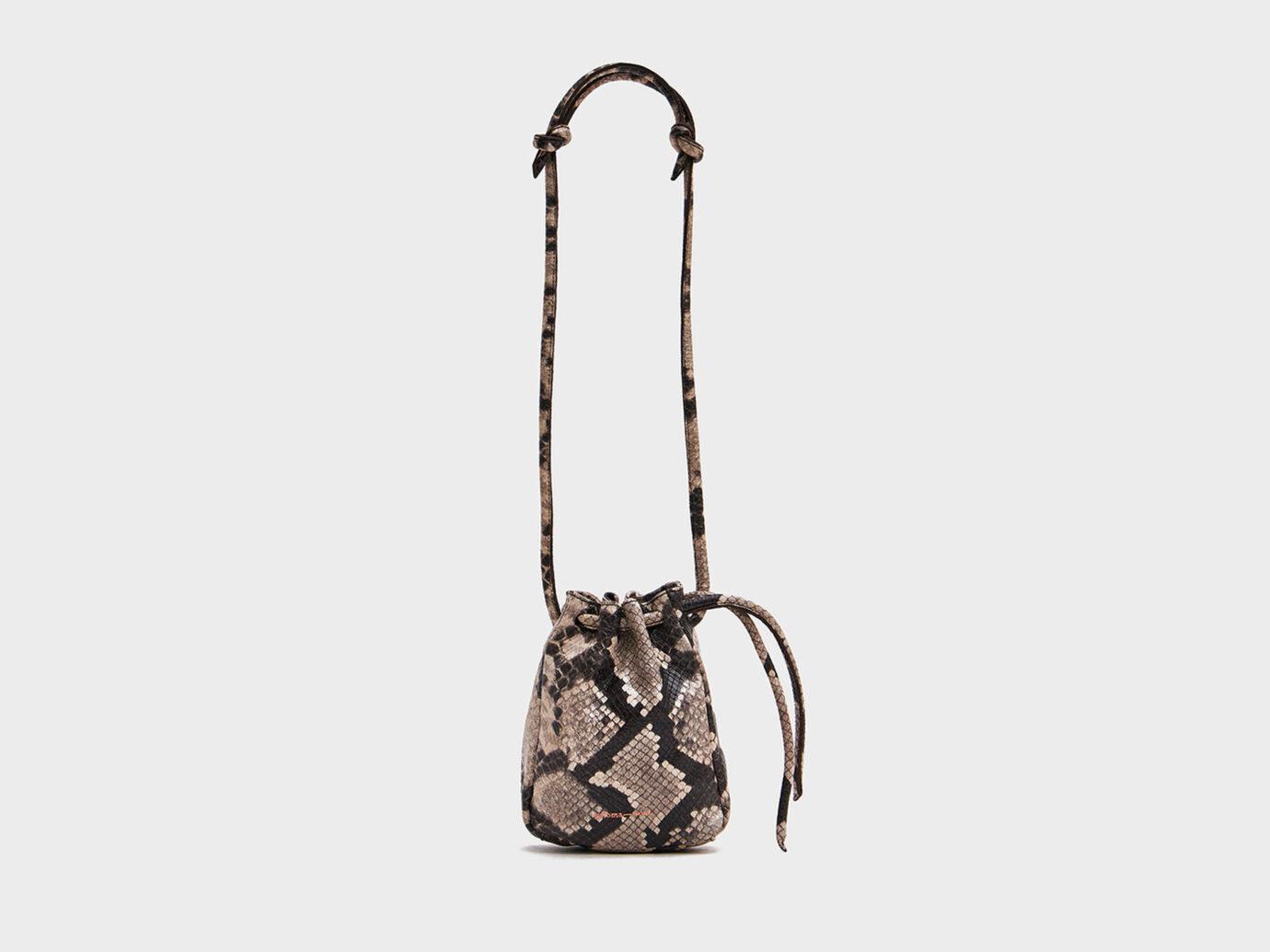 Paloma Wool Sanaga Bum Bag in Snake