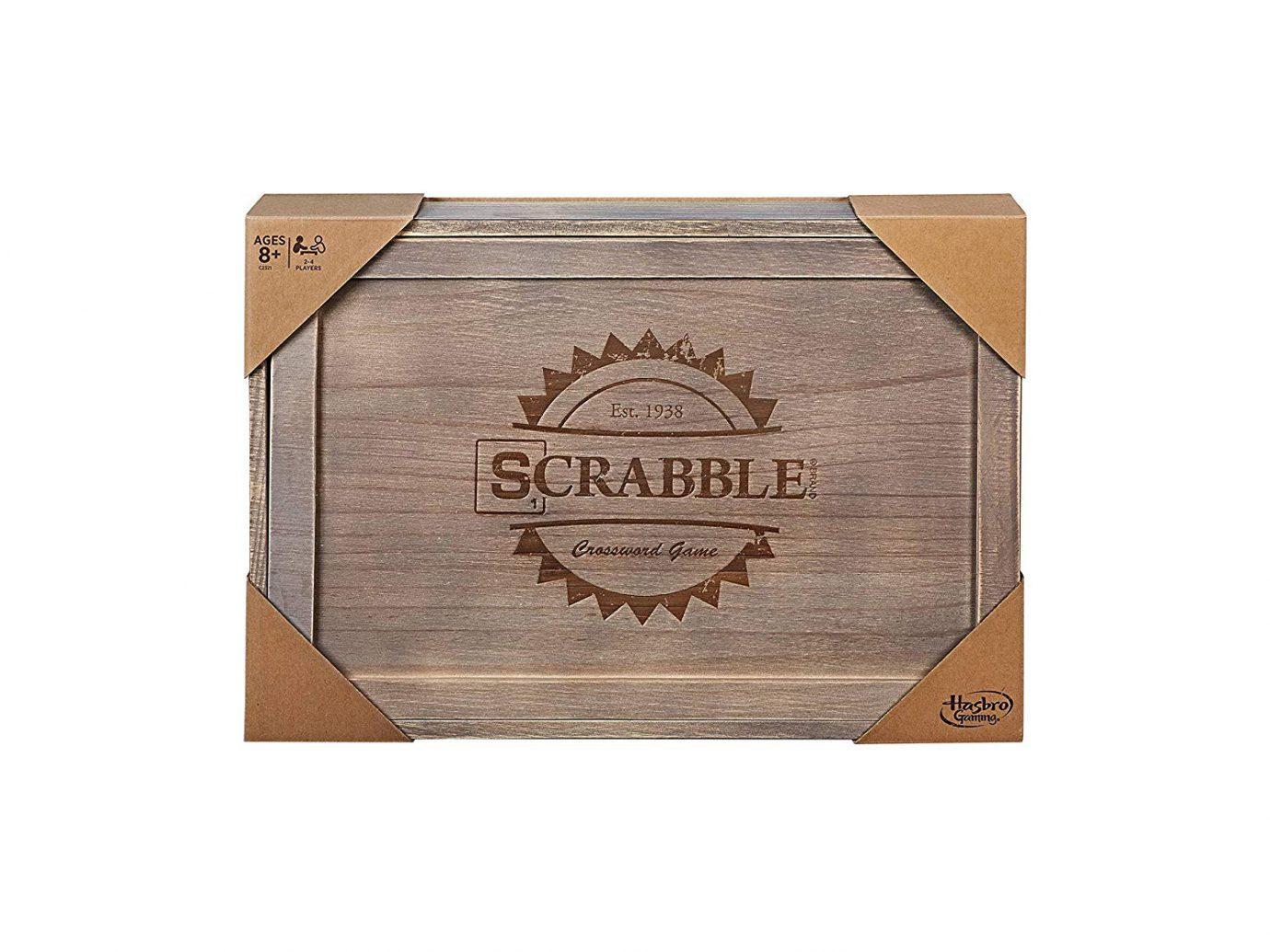 Board game: Scrabble Rustic Series Board Game