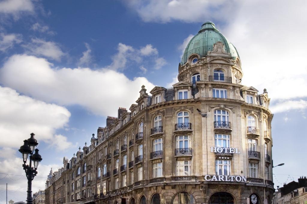 exterior at Hôtel Carlton Lille
