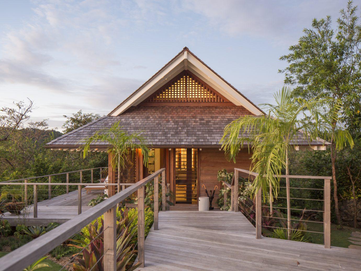 House at Islas Secas