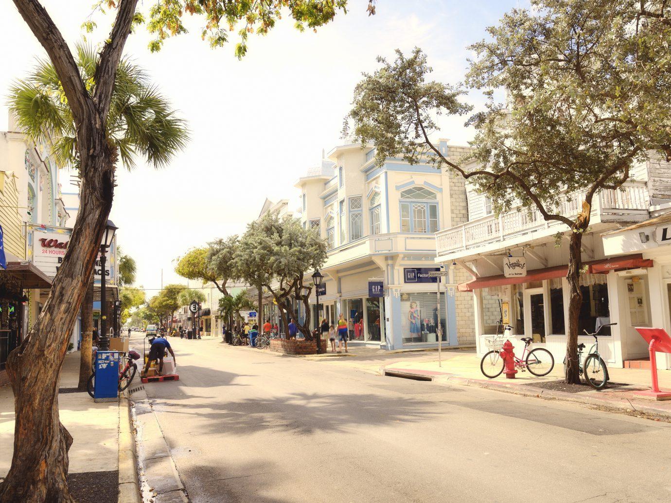 Duval street, Key West, Florida, USA.